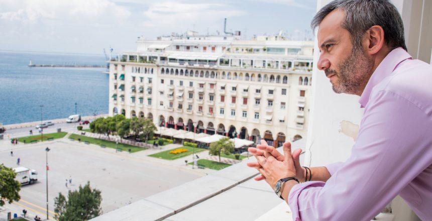 Οι αξέχαστες Πρωτοχρονιές των υποψήφιων δημάρχων Θεσσαλονίκης