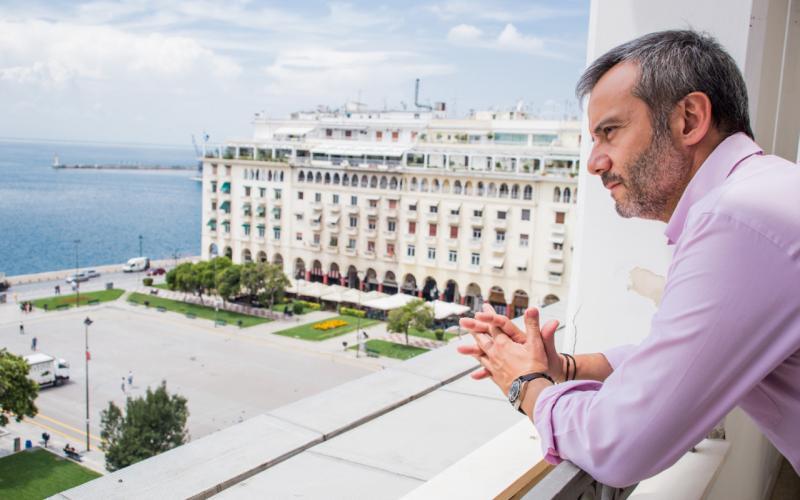 Κωνσταντίνος Ζέρβας: «Όχι» στα κόμματα, η Θεσσαλονίκη χρειάζεται επιτέλους δήμαρχο»