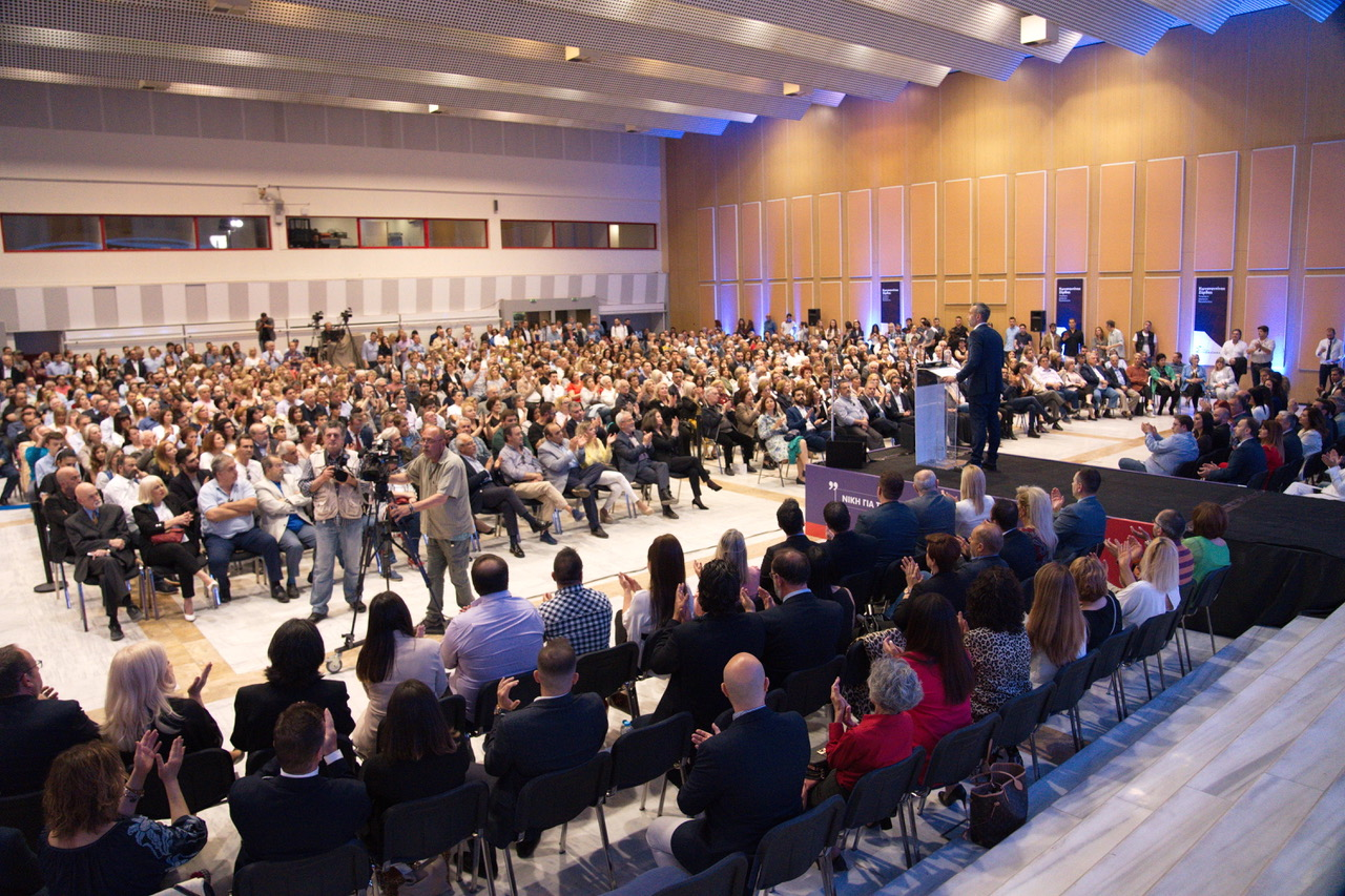 Ζέρβας από Βελλίδειο: «Όχι» στα κόμματα, η Θεσσαλονίκη χρειάζεται επιτέλους δήμαρχο
