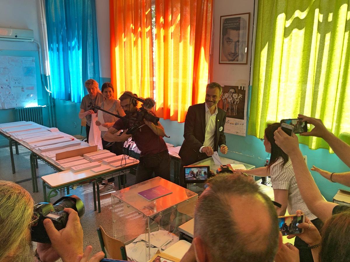 Ζέρβας: Η Θεσσαλονίκη βγάζει Δήμαρχο για κάθε γειτονιά της